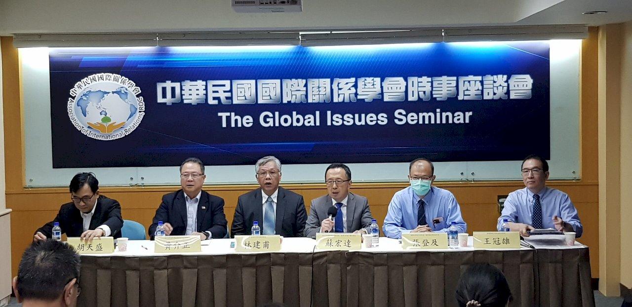 포스트 코로나 시대의 국제 정치경제 신 구도, 타이완의 대응책은?